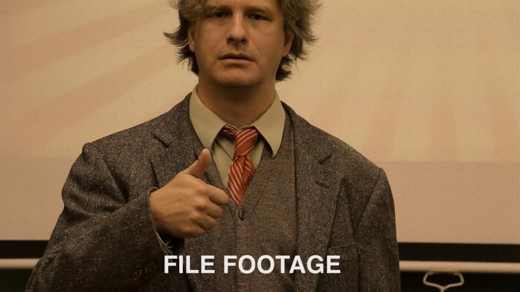 TheProfessor-FILEFOOTAGE