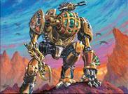 Power Armor by Doug Chaffee